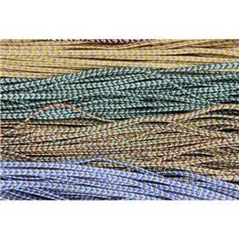 尼龙线+金线编织|百顺编织