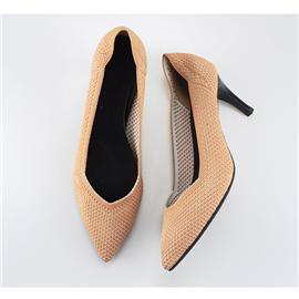 高弹力清量3D纺织时尚女鞋