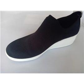 T4511  高弹力轻量3D纺织女士休闲鞋