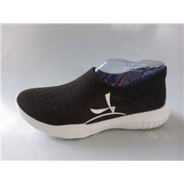 L004-4-1 高弹力轻量3D纺织男士休闲鞋