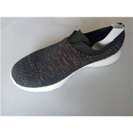 L006-1 高弹力轻量3D纺织女士休闲鞋
