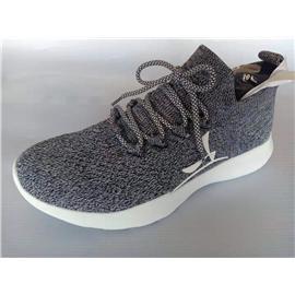 L004-1 高弹力轻量3D纺织男士休闲鞋
