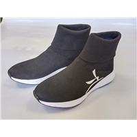 L002-1H  高弹力轻量3D纺织保暖短靴