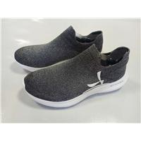 3D高弹力丝光休闲鞋