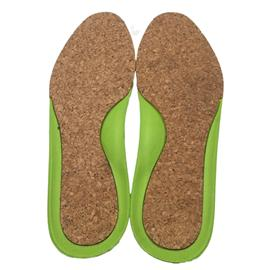 Polylite GRS sustainable  cork insole