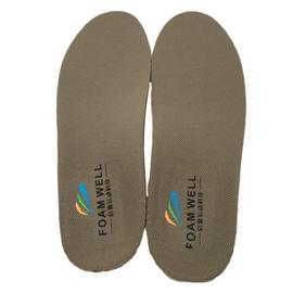 comfort arch support cork insole for flat feet