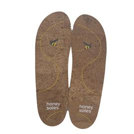 Polylite GRS sustainable foam cork insole