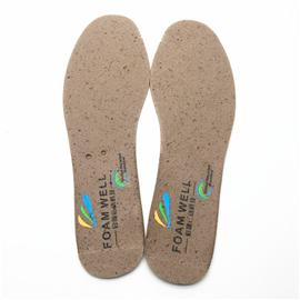 Coffee ground Eco Sustainability EVA insole