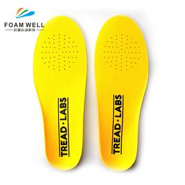 减震定制的Polylite技术足弓支撑矫正鞋垫