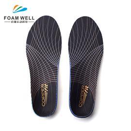 批发篮球护脚垫透气EVA吸收减震运动鞋垫