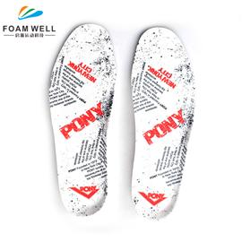 New Product Avant Garde Shoes Insole Custom Insole Athletic fashion Insoles