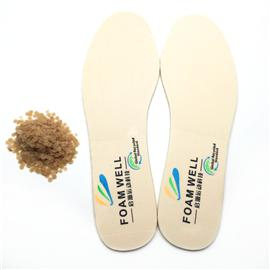 corn starch Eco Sustainability EVA insole