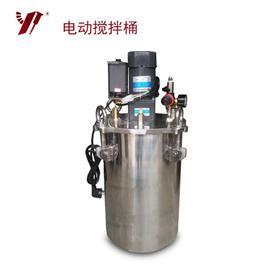 不锈钢电动搅拌压力桶