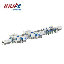 YH-運動休閑雙邊智能成型生產線|意華科技