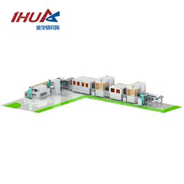 YH snow boots intelligent production line Yihua Technology