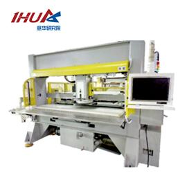 YH-889Q |智能皮帶式自動送料裁斷機(自動換刀)|意華科技
