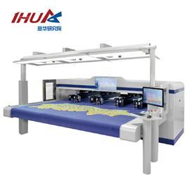 YH-TESEO-四个刀头智能自动送料机裁断机|意华科技