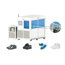 YH robot shoe spray workstation Yihua Technology