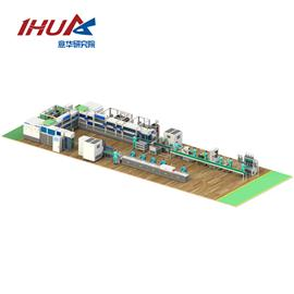 YH - Intelligent shaping production line of sports shoes | Yihua Technology