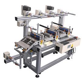 多工位剥离贴合机|偏光片裁切机|卡特威机械