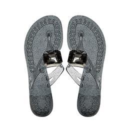 PT1007|灰色|女士拖鞋|宇舟贸易