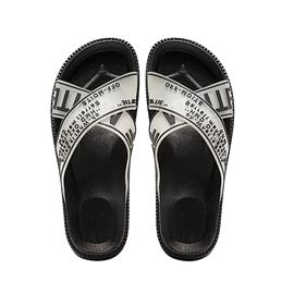 PT1001|黑色|女士拖鞋|宇舟贸易