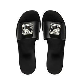 PT1010|黑色|女士拖鞋|宇舟贸易