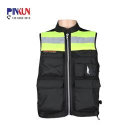 Fluorescent racing vest night riding suit night light suit armor