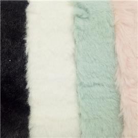 Rabbit plush, flannelette and pinkun Technology