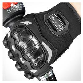 升级版触屏手套 摩托车越野手套 户外防滑运动手套 批发
