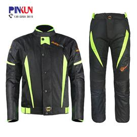 Light, thin, breathable, warm, waterproof motorcycle cycling suit, motorcycle suit, group suit