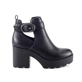 JT-048皮革耐磨布料猪皮内里时尚女鞋