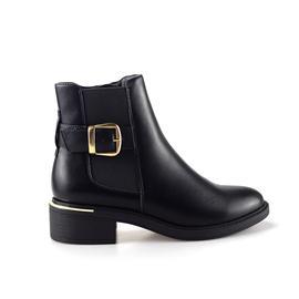 JT-047弹力耐磨超纤布/皮革耐磨布料猪皮内里时尚女鞋