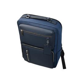 戴斯威袋鼠电脑包|5568蓝色双肩电脑包
