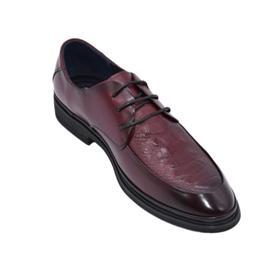 戴斯威袋鼠男鞋|72731商务西装牛皮鞋