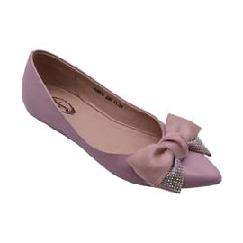 戴斯威袋鼠软鞋|408033粉色软底女鞋