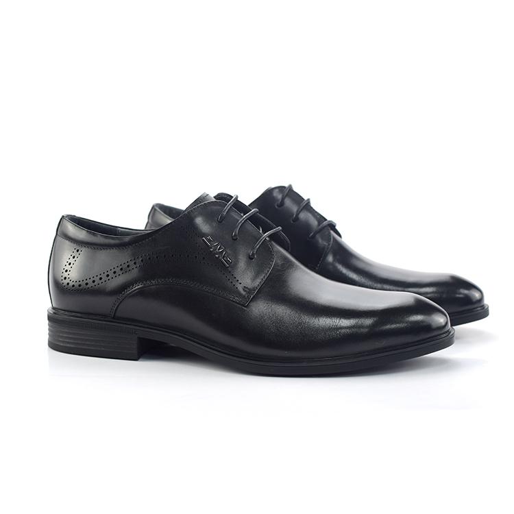 YZH-L002生肖开运鞋/28星宿庇护鞋/量子按摩功能商务时尚男士皮鞋|航驰科技
