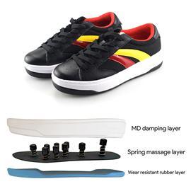 Bzk007| beizuka massage shoes sole health care point health care shoes sole foot therapy shoes