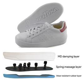 Bzk010| beizuka massage shoes health shoes sole massage shoes health care shoes