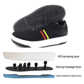 Bzk011| beizuka massage shoes health care shoes sole massage shoes health care point shoes