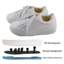 Bzk010| beizuka massage shoes health care shoes sole massage shoes health care point shoes