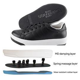 Bzk010| beizuka massage shoes sole health care point health care shoes sole foot therapy shoes