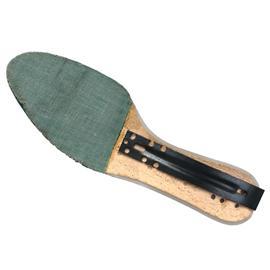 鞋类钢勾心及L型套产品|1型开孔勾心:用于注塑中底或PP射出中底|拓丰五金